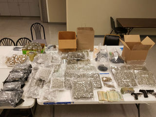 Tip leads IMPD to 60+ pounds of pot in SoBro