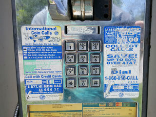 Payphones: A callback to the past