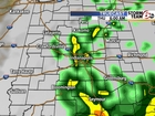 TIMELINE: Scattered storms tonight