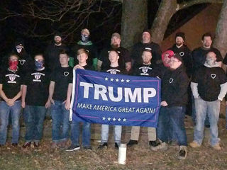 The American Guard: Patriots, or hate group?