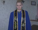 Kokomo student can't graduate wearing Army sash