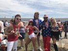 PHOTOS: Wearing red, white and blue on Carb Day