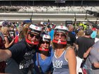 PHOTOS: The best in fans' fashion on Carb Day