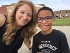 Fortville teacher saves student from choking