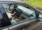 Windows shattered during vehicle break-ins