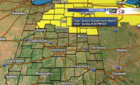 ALERT: Severe T'storm Watch for northern Indiana