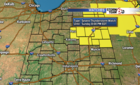 ALERT: Severe T'storm Watch for NE Indiana