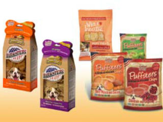 RECALL: Dog treats recalled over Salmonella risk
