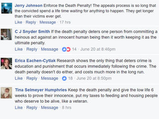 YOU REACT: Should IN abolish the death penalty?