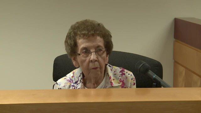Elderly woman describes violent home invasion