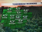 Cool tonight. Dry and warmer tomorrow.
