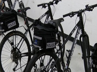 Community center donates new bikes to IMPD