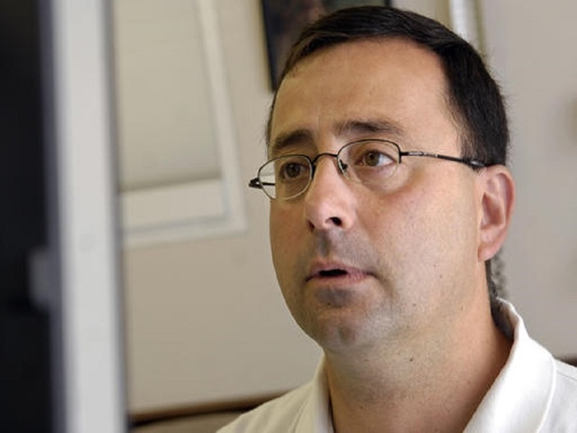 Ex-MSU, gymnastics doctor Nassar weighs plea deal