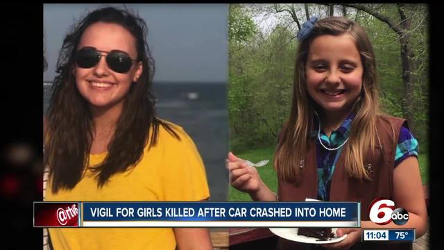 Two juveniles dead after vehicle runs into Clinton County house