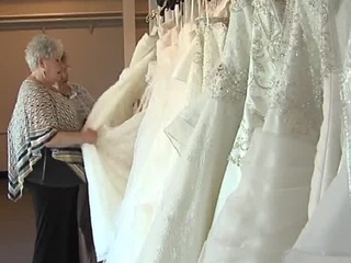 Muncie woman recreates 'Say Yes to the Dress'