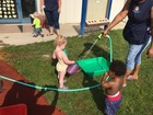 High temps: Here's how day care keeps kids cool