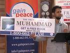 Muslim group putting up educational billboard