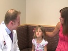 4-year-old relearns to hear after going deaf