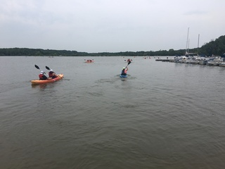 PHOTOS: Iron Eagle Paddle & Run