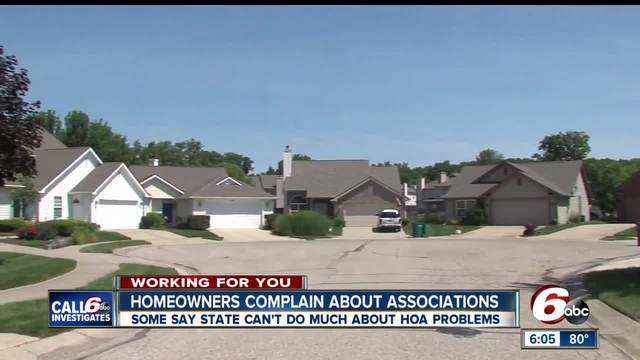 Homeowners say state can't do enough about HOAs ...