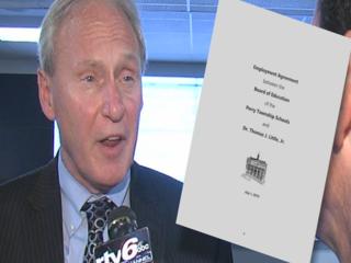 Ex-school superintendent gets $325K payout