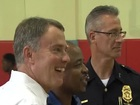 Hogsett, IMPD walk communities to build trust