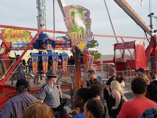 Fire marshal closes all 'Fire Ball' rides in Ind