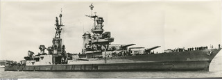 The story of 'Lucky Indy' - the USS Indianapolis