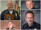 PICS:Recent central Ind. officers killed on duty