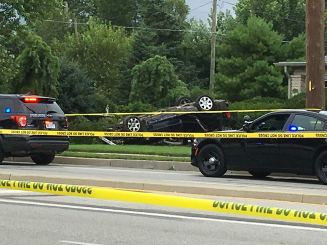 IN police officer killed after being shot multiple times