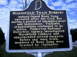 Did you know? First train robbery was in Indiana
