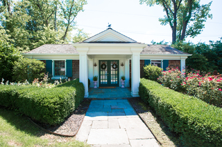 HOME TOUR: From damp garage to beautiful cottage