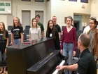 Greenwood choir to sing backup with 'Foreigner'