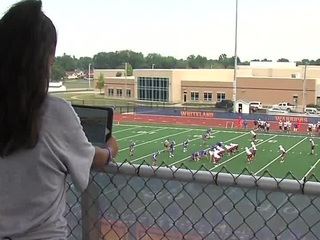 Coach teaches life lessons from 7,000 miles away