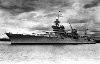 USS Indianapolis found in Phillipine Sea