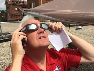 PHOTOS: Stylin' for the 2017 solar eclipse