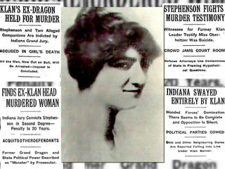 The murder that brought down the KKK in Indiana