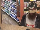 Man wrapped in tape robs Brownsburg Kroger bank