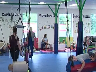 Play gym for children with special needs closing