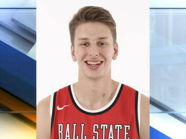 Ball State player, 19, found dead in apartment