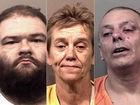 MUGSHOTS: 63 arrested in Johnson Co. meth sweep