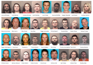 63 arrest warrants issued in meth investigations