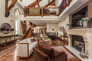 HOME TOUR: Church turned modern mansion