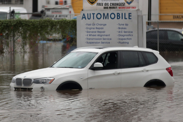 Hurricane Harvey may have totaled 1 million cars