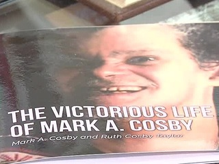Man with Cerebral Palsy publishes first book