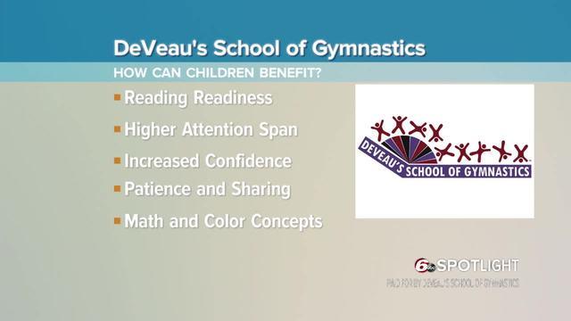 DeVeau-s School of Gymnastics