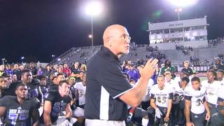 High school coach shares message about love