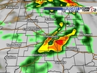 TIMELINE: Storms, rain expected off and on today