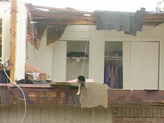 PHOTOS: 2002 tornado destroyed buildings, cars