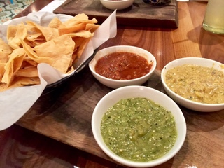 Nada's cuisine takes on a modern Mexican flair